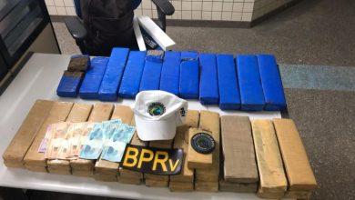 Photo of Polícia prende 4 pessoas com 36 tabletes de maconha no litoral da Bahia