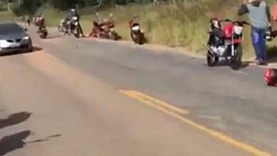 Photo of Três pessoas ficam feridas em acidente entre Conquista e Barra do Choça