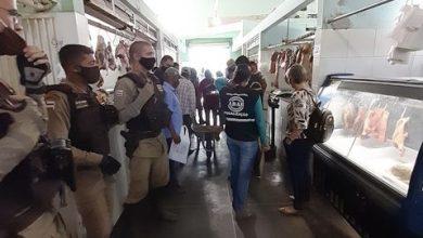 Photo of Operação apreende 500kg de carne em Cândido Sales