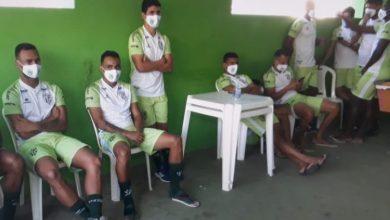 Photo of Três pessoas do ECPP Vitória da Conquista testam positivo para o coronavírus