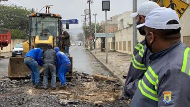 Photo of Conquista: Com instalação de radares, prefeitura retira quebra-molas na Av Frei Benjamin