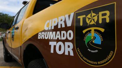 Photo of Carro de passeio se envolve em acidente em rodovia da região
