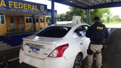 Photo of Homem é preso com 15kg de cocaína em painel de carro em Conquista