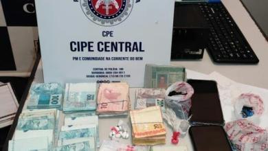 Photo of Região de Jequié: Casal é preso com drogas e mais de 25 mil reais em oficina