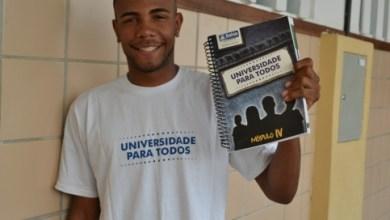 Photo of Secretaria de Educação divulga a lista dos selecionados do Universidade para Todos; confira