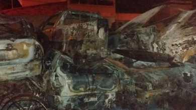 Photo of Corpo de bombeiros detalha combate a incêndio em Barra do Choça; mais de 20 veículos pegaram fogo