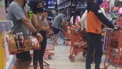 Photo of Supermercados em Conquista registram maior movimento nesta sexta-feira (26)