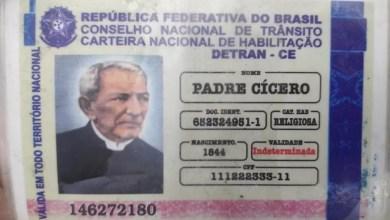 Photo of Alagoas: Sem capacete e retrovisor na moto, idoso é parado em blitz e apresenta CNH falsa de Padre Cícero e Frei Damião