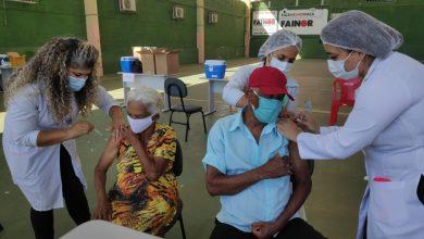 Photo of Conquista: Secretaria de saúde retoma vacinação e neste sábado vacina idosos a partir de 79 anos
