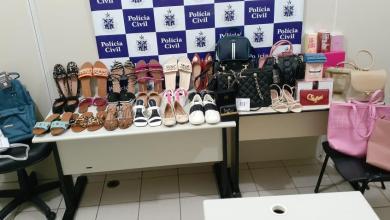Photo of Casal é preso acusado de aplicar golpe em lojas de Conquista; diversas mercadorias foram recuperadas