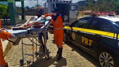 Photo of Região: Policiais da PRF socorrem e ajudam a salvar criança que não conseguia respirar na BR-116