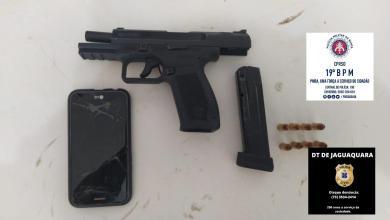 Photo of Região: Grupo armado troca tiros com a polícia e suspeito morre no confronto