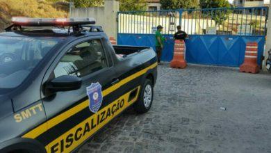 Photo of Garagem da Novo Horizonte é interditada em Brumado