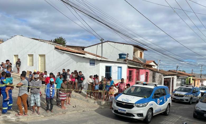 Photo of Jovem de 19 anos é morto a tiros na frente dos amigos em Conquista