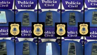Photo of Polícia civil de Jequié recupera celulares roubados em cinco bairros durante operação