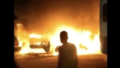 Photo of Região: Incêndio atinge garagem de prefeitura e secretaria e deixa vários veículos queimados