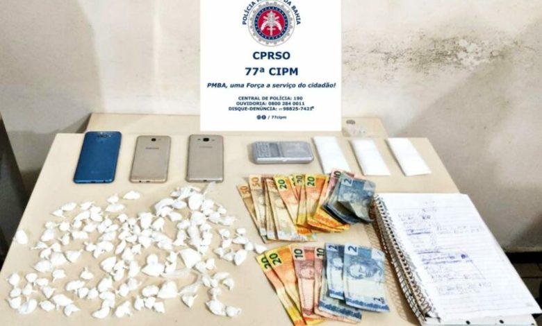 Photo of Quatro mulheres são presas com drogas em Conquista; uma delas tentou matar agente da Guarda Municipal próximo a Conquista