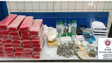 Photo of Jequié: Polícia encontra quase 40 tabletes de drogas em casa abandonada; jovem de 21 anos foi preso