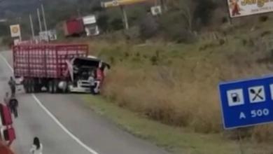 Photo of Vídeo: Duas pessoas ficam feridas após carreta e caminhão se envolverem em acidente na BR-116; confira novas informações