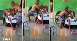 Hombre golpeó a su padre discapacitado y solo le dieron tres meses de cárcel en 2018