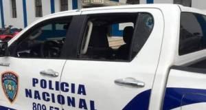 Policía niega que hombre matara a mujer dentro de la patrulla en Jarabacoa