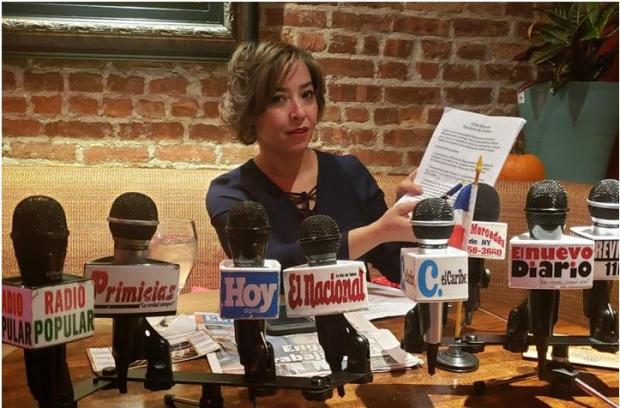 Elida Almonte declina en NY candidatura a diputada exterior por PRSC