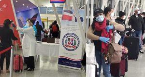 Consulado RD-NY despacha otro avión con dominicanos varados en EE.UU