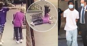Jóven agredió anciana 92 años en Manhattan ha sido arrestado 103 veces