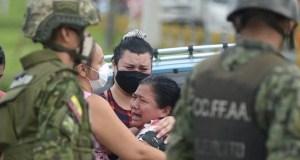Muertos-cárceles-Ecuador