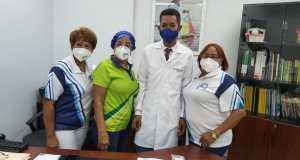 Hospital Robert Reid Cabral paga más RD$5.0 MM en incentivos Senasa a personal del centro salud