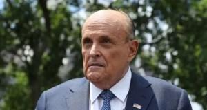 Allanan apartamento de Rudy Giuliani en Alto Manhattan