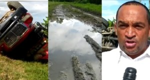 se-vuelca-camion-cargado-de-arroz-en-el-agucate-de-arenoso-por-mal-estado-de-caminos
