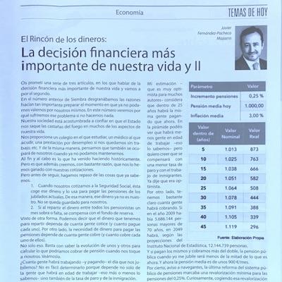 La decisión financiera más importante de nuestra vida y II – Siembra 407
