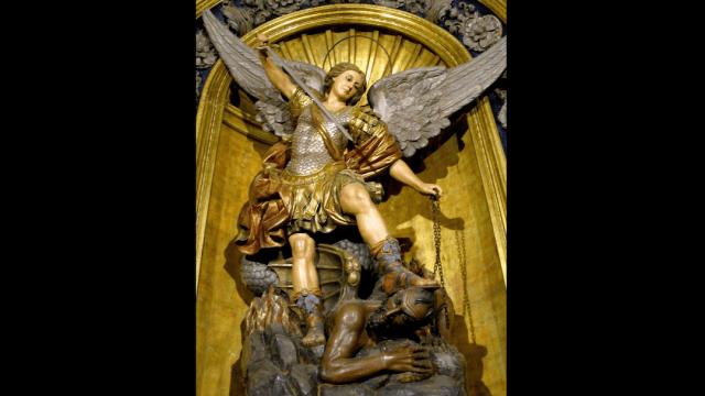 San Miguel Arcángel Basílica Barcelona