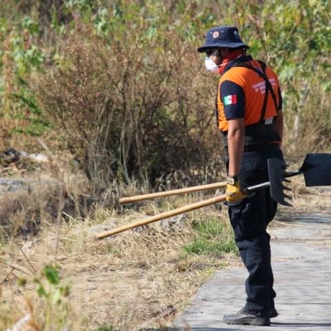 Aumenta a 61 los restos humanos hallados en fosas clandestinas de Salvatierra, Guanajuato