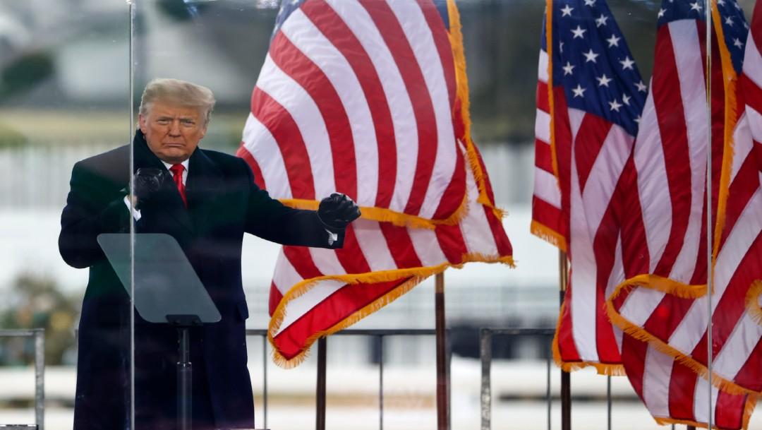 Trump reconoce derrota electoral y condena asalto al Capitolio - Noticieros  Televisa