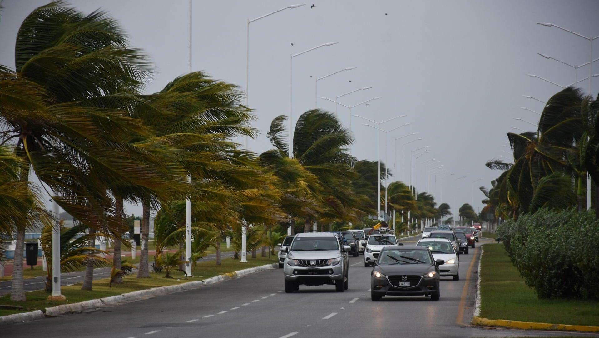 Pronostican rachas de viento en Sonora, Chihuahua, Coahuila y Durango