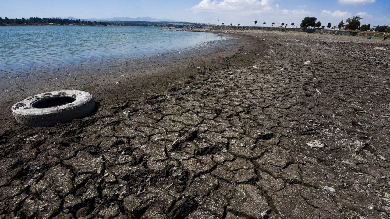 <br>Reporta Conagua sequía en 99.6% de la región del Sistema Cutzamala
