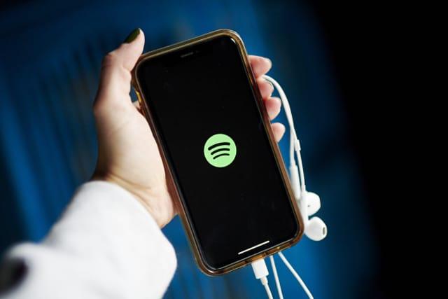 Estados Spotify