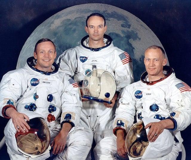 ¿Cuántas veces se ha llegado a la Luna?