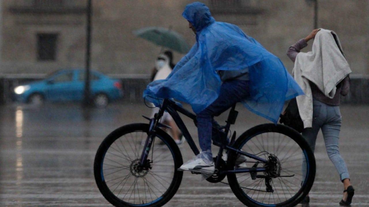 Clima hoy sábado 15 de mayo: Siguen las lluvias en México; se esperan tormentas eléctrica y granizo
