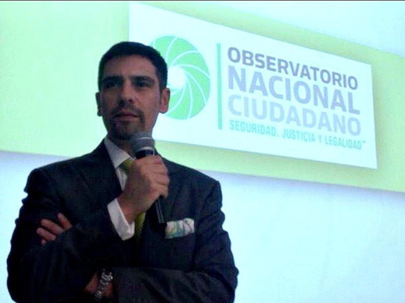 Francisco Rivas, observatorio ciudadano