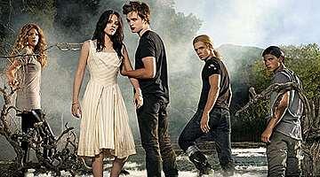 Protagonistas de 'Crepúsculo'
