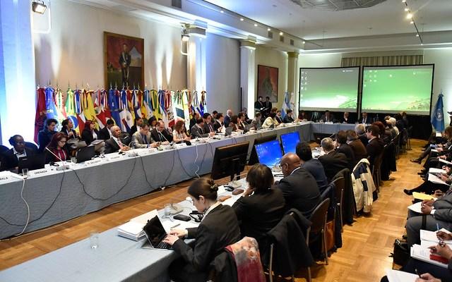 Conferencia Internacional de Estados para el reconocimiento de estudios. Foto cortesía Ministerio de Educación de Argentina