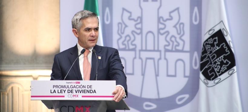 Derecho a la vivienda estipulado en la primera Constitución local de CDMX