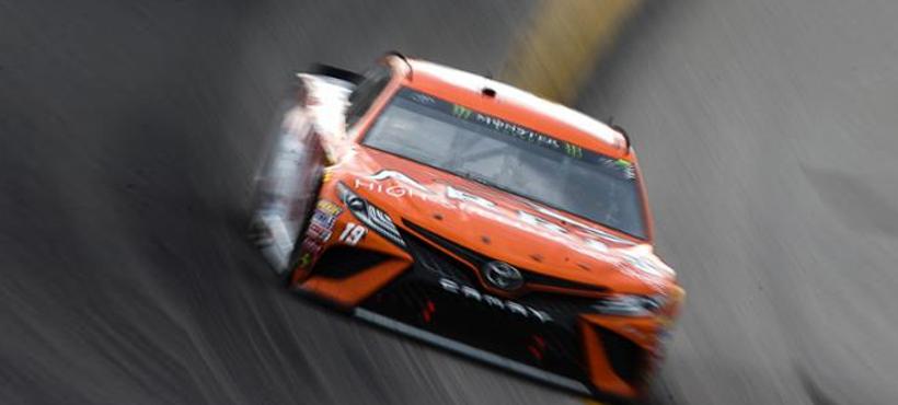 Quinta fecha de NASCAR Cup en Fontana