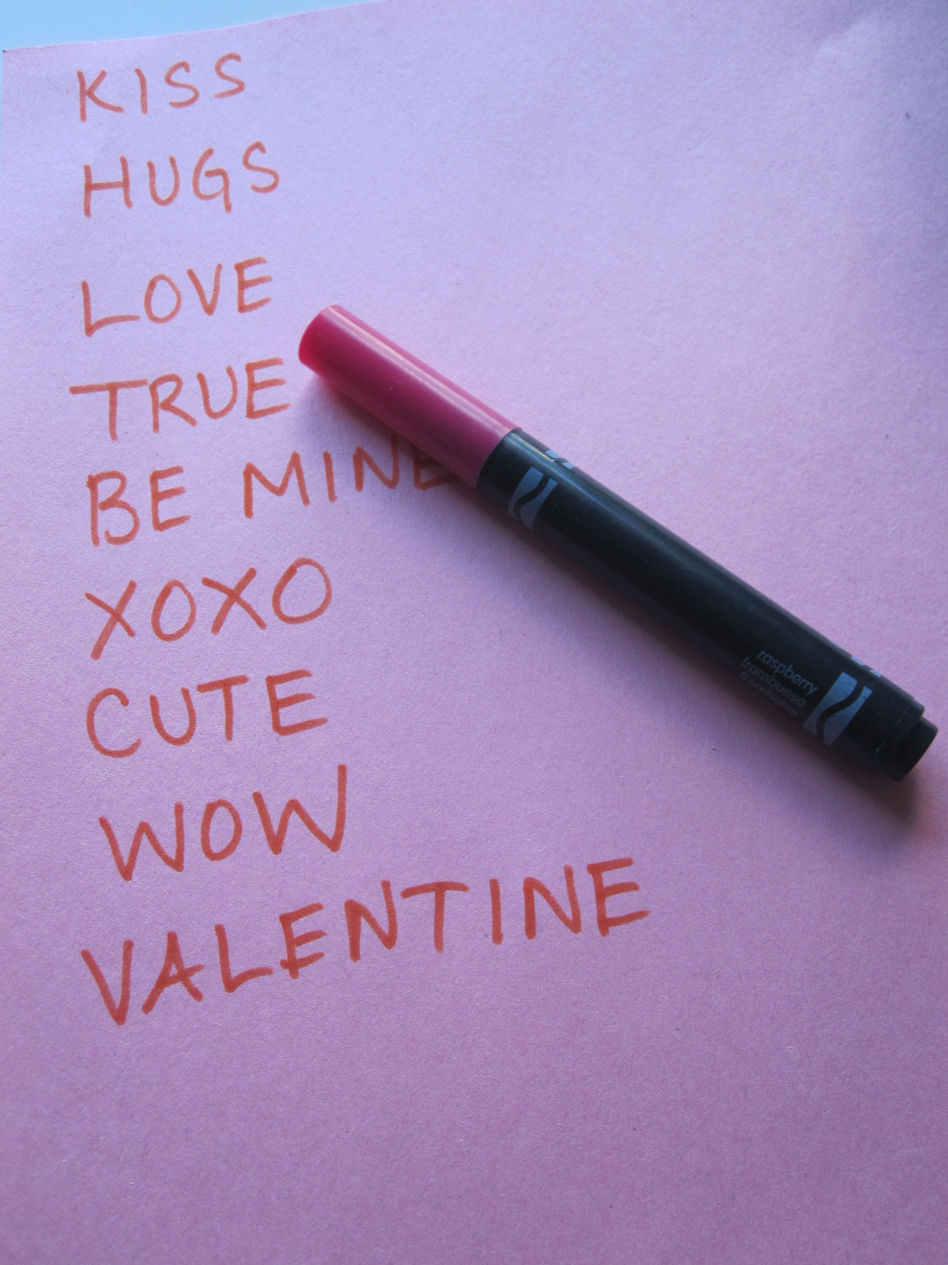 Valentine S Day Word Search For Kids
