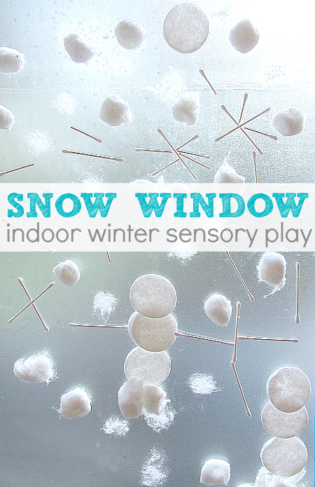 winter activity for preschool