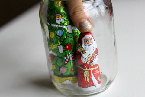 Handmade Christmas Gifts Candy Terrariums No Time For