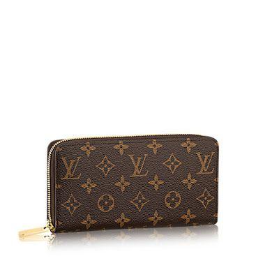 Zippy Louis Vuitton. Portafoglio Vuitton grande.